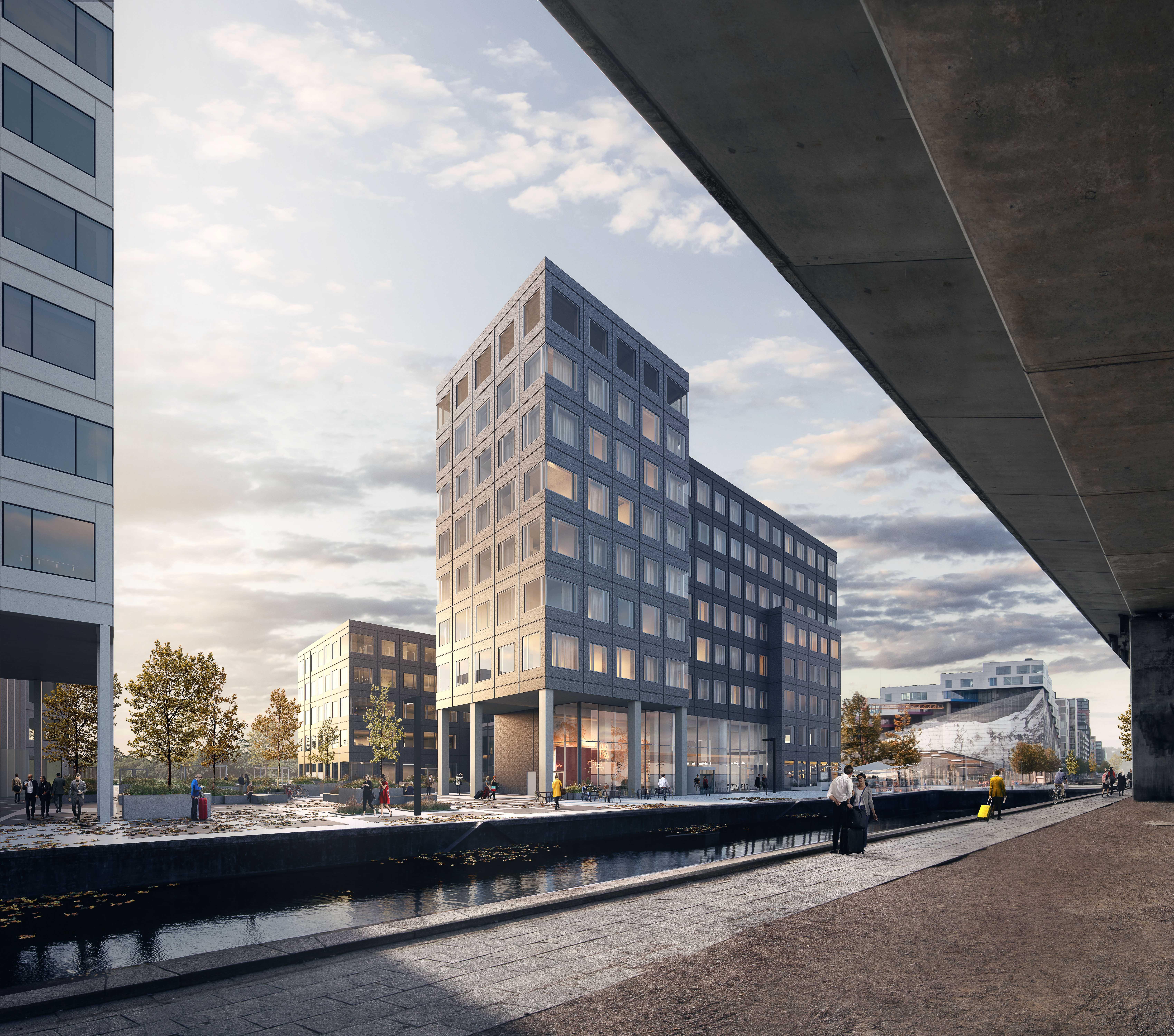Ørestad City II
