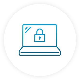 Datarum med stor kapacitet og sikkerhed