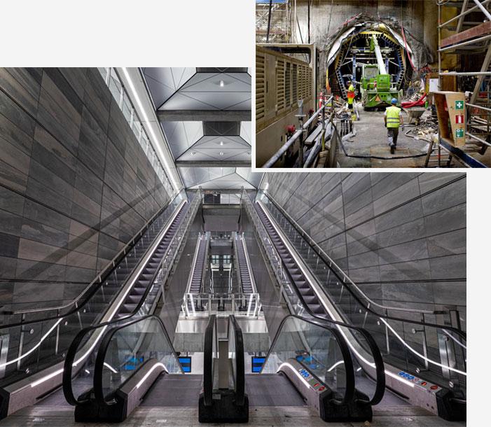 Metroselskabet case
